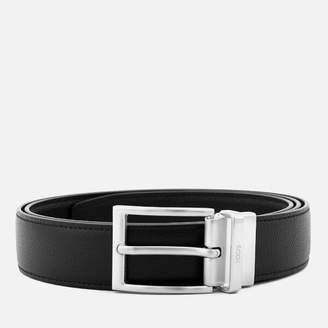 Men's Reversible Belt Black