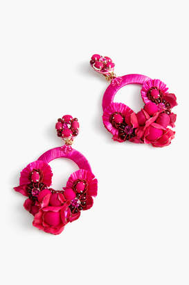 Ranjana Khan Posie Pink Earrings