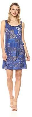 Desigual Women's Prunus dulcis Sleeveless Dress