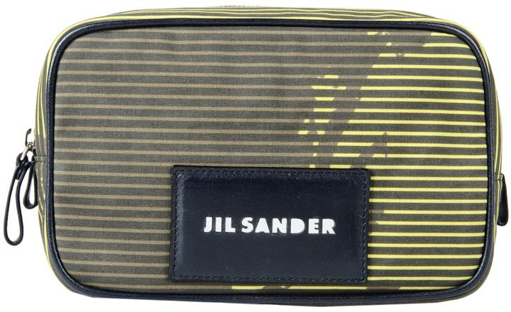 Jil SanderJIL SANDER Beauty cases