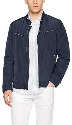 ... Celio Men s GUPRADO Jacket, Blue BLEU, ... 694cca777d8d