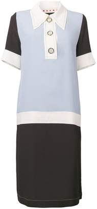 Marni polo shirt dress