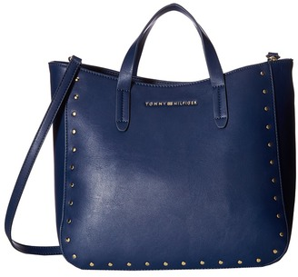 Tommy Hilfiger Betty Convertible Tote $128 thestylecure.com