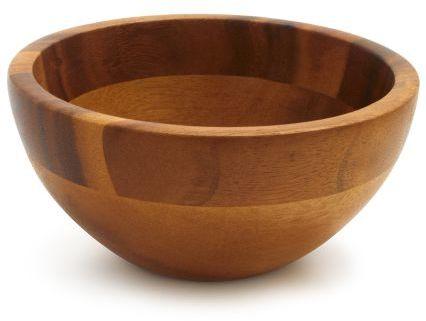 Sur La Table Acacia Wood Bowl