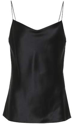 Joseph Silk satin tank top