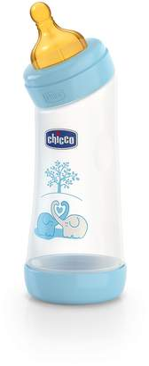 Chicco Well-Being Angled Bottle 250 ml Blue