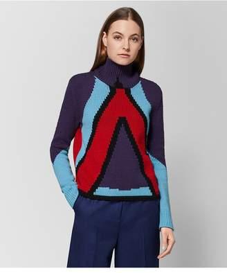 Bottega Veneta Aqua Wool Sweater