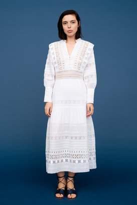 Sea Ila Lace Maxi Dress