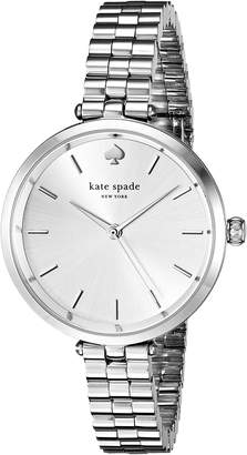 Kate Spade Women's 1YRU0859 Holland Analog Display Japanese Quartz Watch