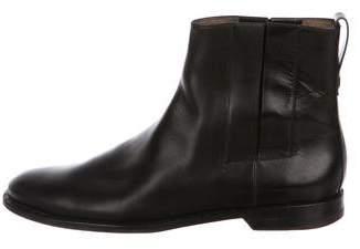 Louis Vuitton Leather Chelsea Boots