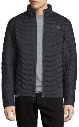 The North Face Stretch ThermoBall Jacket, Black $220 thestylecure.com
