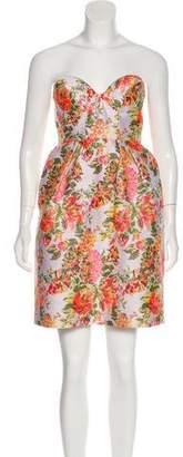 Stella McCartney Printed Mini Dress w/ Tags