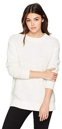 Pendleton Women's Textured Crew Neck Pullover Sweater