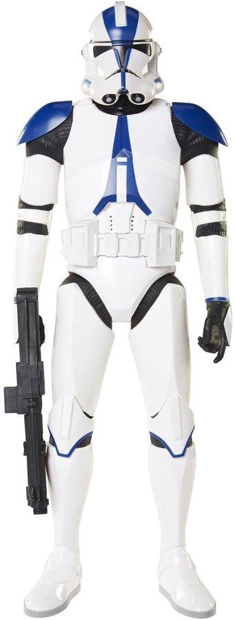 "Star Wars Big Figs Classic Episode III 18"" 501st Legion Clone Trooper"