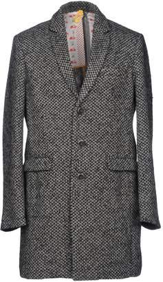 Eleven Paris BL.11 BLOCK Overcoats