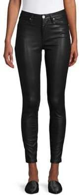 Blank NYC Boom Bap Coated Skinny Jeans