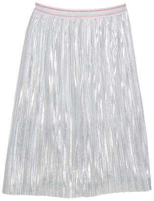 Kate Spade Metallic A-Line Skirt, Size 7-14