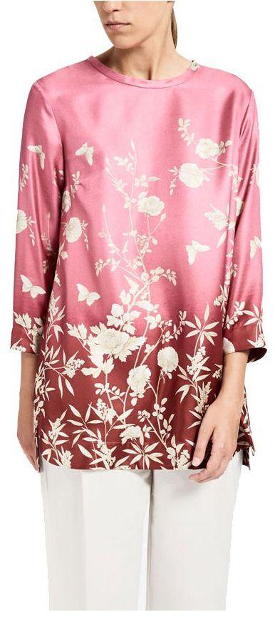 Max MaraMax Mara Coat Silk Fago