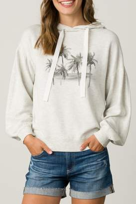 O'Leary Margaret Palm Tree Hoodie