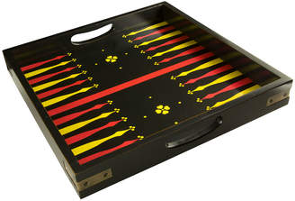 Houseology Authentic Models Backgammon Tray