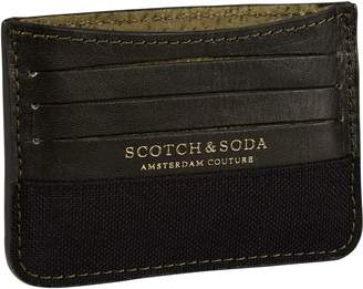 Scotch & Soda Combined Card Holder