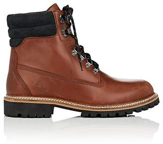 Timberland Men's BNY Sole Series: Burnished Leather Lace-Up Boots