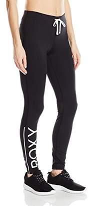 Roxy Women's Stay On Workout Pant 2