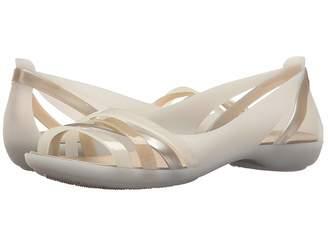 15c37a23f ... Crocs Isabella Huarache 2 Flat Women s Flat Shoes