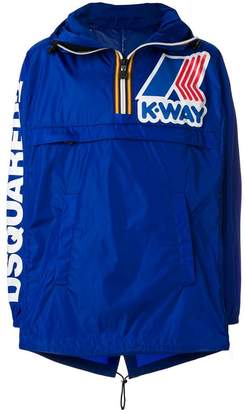 DSQUARED2 x K-WAY Kaban jacket