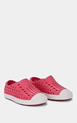 Native Kids' Jefferson Slip-On Sneakers - Pink