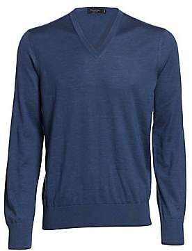 Ermenegildo Zegna Men's V-Neck Sweater