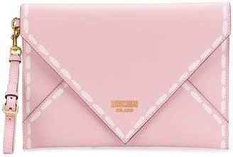 Moschino envelope clutch bag