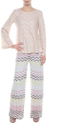 M Missoni Knitted Pants
