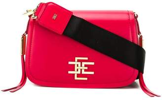 Elisabetta Franchi square shaped crossbody bag