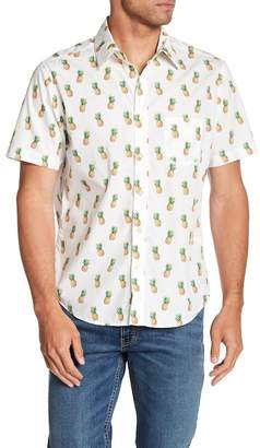 Kennington Pina Short Sleeve Slim Fit Shirt