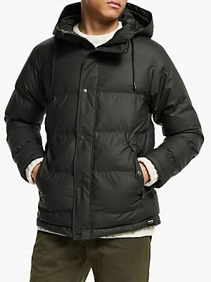 Baffle Jacket, Black