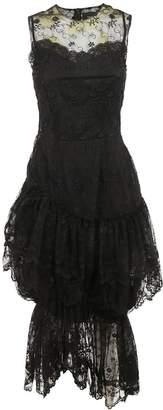 Simone Rocha Lace Trim Dress