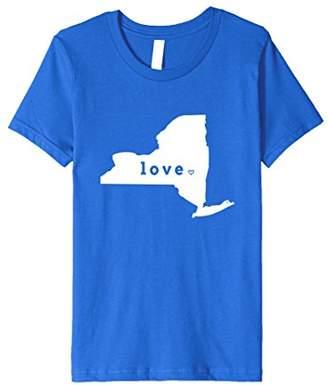 I Love New York Home T-shirt