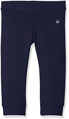 Benetton Girl's Trouser,(Manufacturer Size: X-Large)