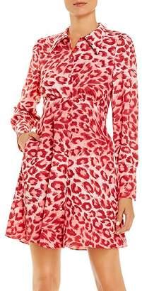 Kate Spade Panthera Shirt Dress