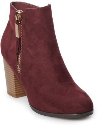 8af4ef287cf8 Apt. 9 Timezone Women s High Heel Ankle Boots