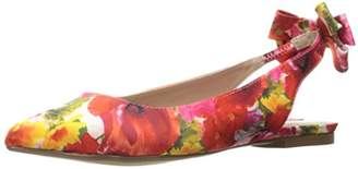 Betsey Johnson Women's Ann Pointed Toe Flat