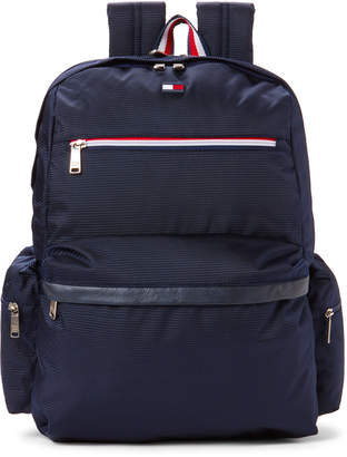 Tommy Hilfiger Navy Lennox Hill Backpack