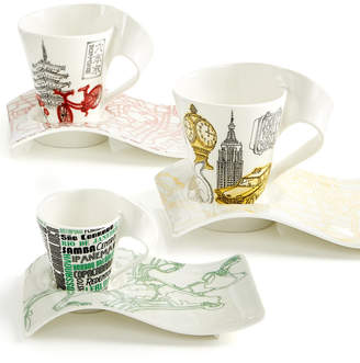 Villeroy & Boch Dinnerware, New Wave Cafe Cities of Europe Collection