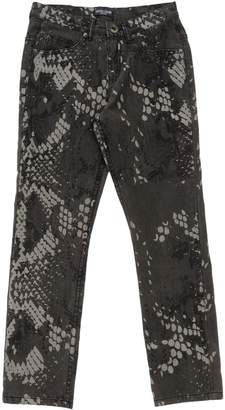 Roberto Cavalli Denim pants - Item 42508998CJ
