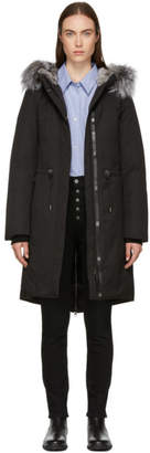 Mackage Black Enia-X Down Coat