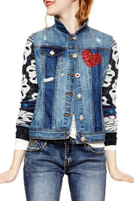 Desigual Gaelle Denim Jacket