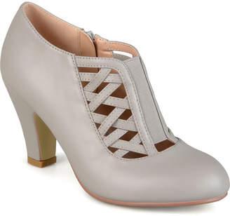 Journee Collection Women Reita Bootie Women Shoes