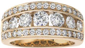 JCPenney MODERN BRIDE 2 CT. T.W. Diamond 14K Yellow Gold Band
