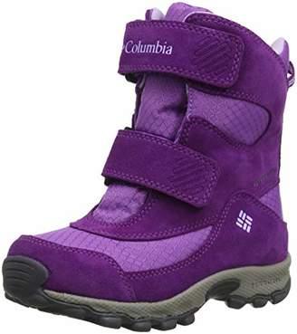 Columbia Girls' Childrens Parkers Peak Velcro Waterproof Winter Boot Snow